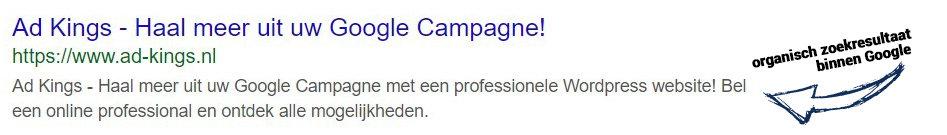 SEO marketing strategieën